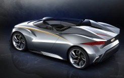 2011 Chevrolet Mi ray Roadster Concept 2