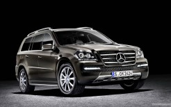 2011 Mercedes Benz GL Class Grand Edition