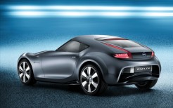 2011 Nissan Electric Sports Concept Car 3