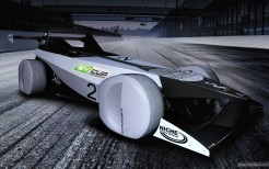 2012 EcoVelocity EVCUP iRACER