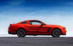 2012 Ford Mustang Boss 2