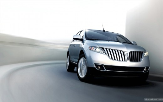 2012 Lincoln MKX 2