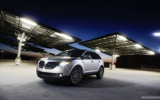 2012 Lincoln MKX 3