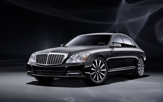 2012 Maybach Edition 125
