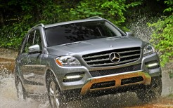 2012 Mercedes Benz ML350