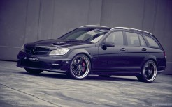 Mercedes Benz C63 T AMG Supersport
