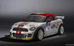Mini John Cooper Works Coupe Endurance 2011