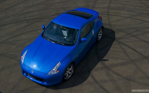 Nissan 370Z Coupe 2012