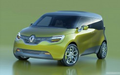 Renault FRENDZY Concept 2011
