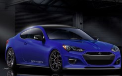 2012 Cosworth Hyundai Genesis Coupe