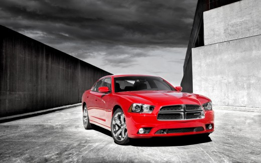 2012 Dodge Charger RT 2