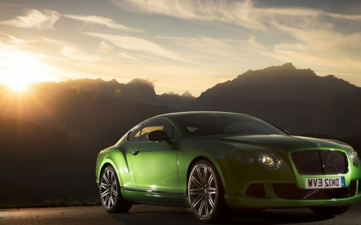2013 Bentley Continental GT Speed 2