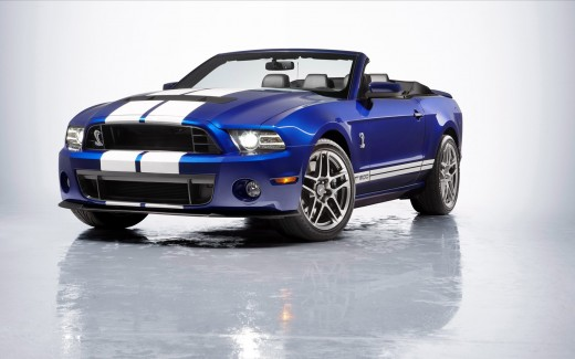 2013 Ford Shelby Mustang GT500 Convertible