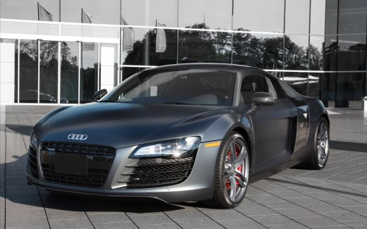 Audi R8 Exclusive Edition 2012
