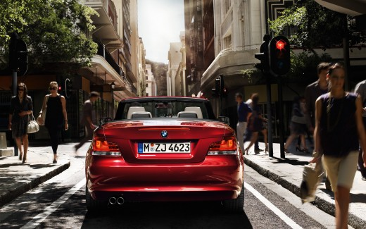BMW 1 Series Convertible 2