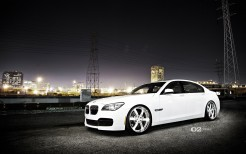 BMW 750LI D2FORGED