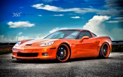 Corvette Z06 on 360 Forged Wheels