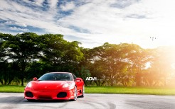 Ferrari F430 on ADV1 Wheels