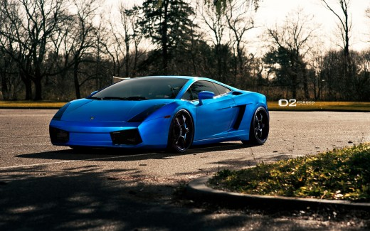 Lamborghini Gallardo D2Forged VS6 Wheels 2
