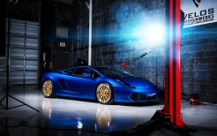 Lamborghini Gallardo on ADV1 Wheels