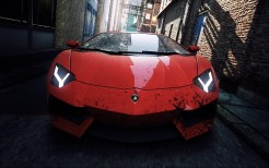 Lamborghini in NFS Most Wanted 2012