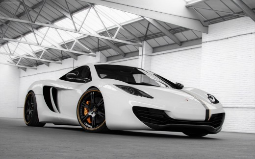 McLaren MP4 12C Performance