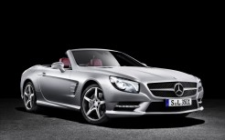 Mercedes Benz SL 2013