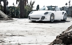 Porsche Carrera Turbo S Cabrio