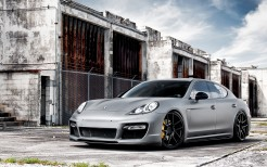 Porsche Panamara on ADV1 Wheels