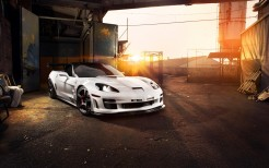 TIKT Chevrolet Corvette C6 ZR1 Tripple X