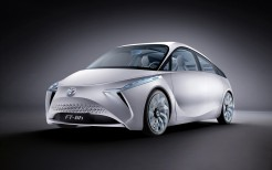 Toyota FT BH Concept 2012