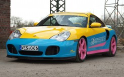 2002 OK Chiptuning Manta Porsche 996 Turbo