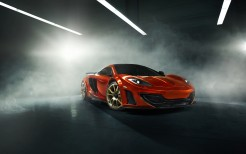 2012 McLaren MP4 12c By Mansory