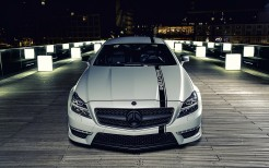 2012 Wheelsandmore Mercedes Benz CLS63 AMG