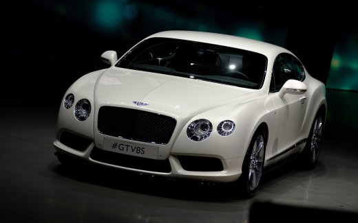2013 Bentley Continental V8 S at IAA Frankfurt Motor Show