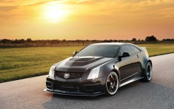 2013 Cadillac CTS VR1200 Twin Turbo Coupe By Hennessey