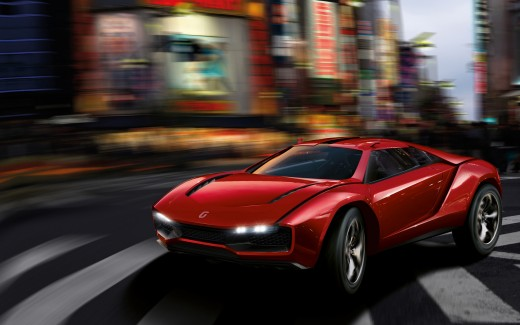 2013 Italdesign Giugiaro Parcour 2