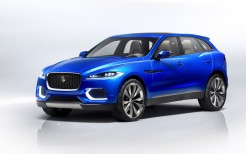 2013 Jaguar C X17 Sports Crossover