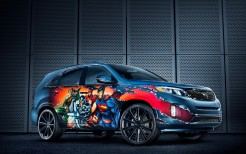 2013 Kia Justice League Sorento 2