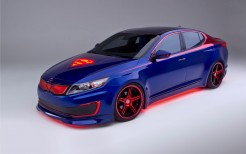 2013 Kia Superman Optima Hybrid