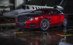 2013 Mansory Sanguis Bentley Continental GT