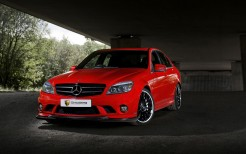 2013 Mercedes Benz C63 510 By Mulgari