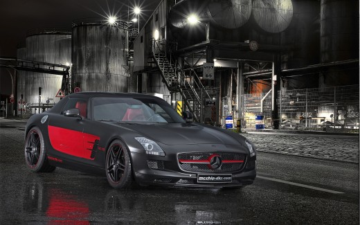 2013 Mercedes Benz SLS 63 AMG MC700 By By Mcchip dkr