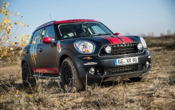 2013 Mini Countryman X Raid Service Vehicle