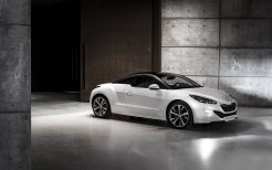 2013 Peugeot RCZ Sports Coupe