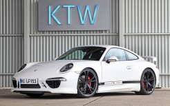 2013 Porsche 991 Carrera S By KTW Tuning
