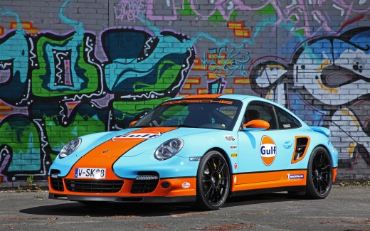 2013 Porsche 997 Turbo By Cam Shaft