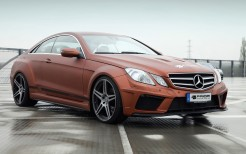 2013 Prior Design Mercedes Benz E Class Coupe