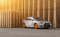 2013 Schwabenfolia Mitsubishi Lancer Evolution Stealth Fighter