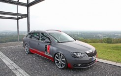 2013 Skoda Superb By OK Chiptuning